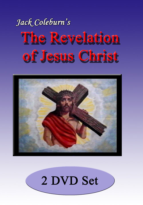 Revelation of Jesus Christ DVD front cover